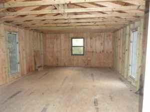16x24 garage storage shed barn charlotte for sale in for 16x24 shed plans free