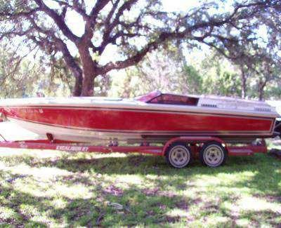 27 Excalibur Flatdeck For Sale In Canyon Lake Texas