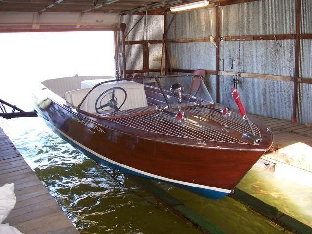 17 39 1959 chris craft ski boat for sale in centralia for Chris craft boat accessories