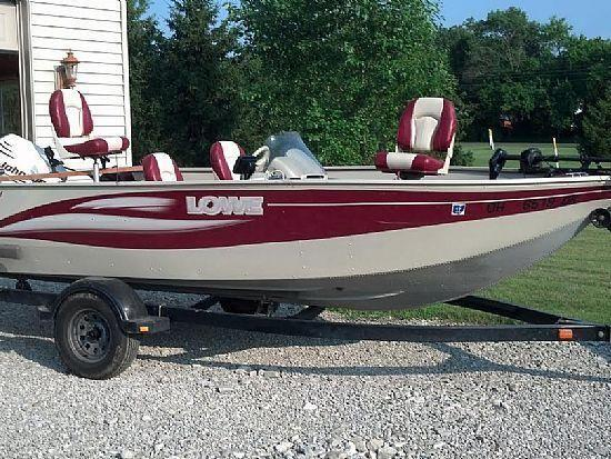 Instant Boat Nymph : Lowe sea nymph v for sale in litchfield ohio