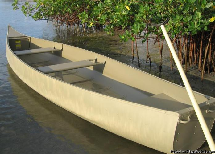 Indian River Square Stern Canoe – HD Wallpapers