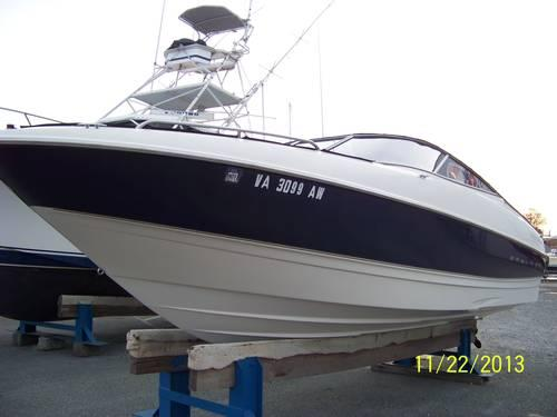 17 Foot Bayliner Capri