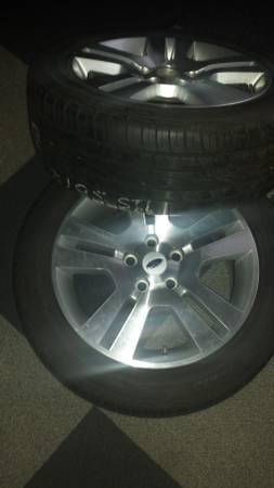 17 ford rims
