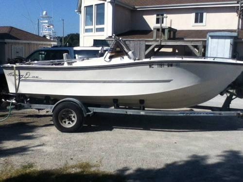 17 39 Henryo Boat 100 Hp Motor Galv Trailer For Sale In
