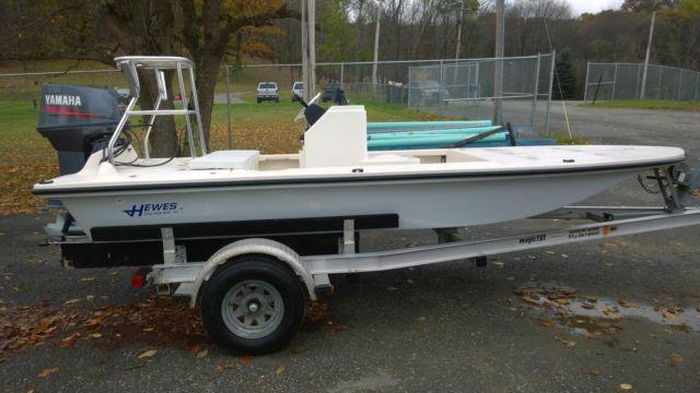 17 hewes tailfisher 70 horsepower yamaha with trailer for for Yamaha motorcycle serial number wizard