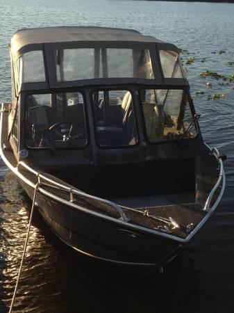 17' Hewescraft Sea Runner - $10000