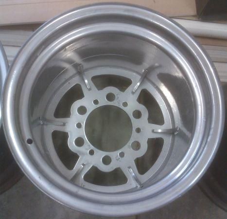 17 x 20 STEEL Wheels Rims Monster Off Road Truck - $1000