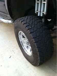 Acura Thousand Oaks >> ***17 x10 8 lug Chevy 2500 HD Pro-comp wheels with new ...