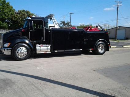 2008 kenworth t370 25 ton century wrecker for sale in tampa florida classified. Black Bedroom Furniture Sets. Home Design Ideas