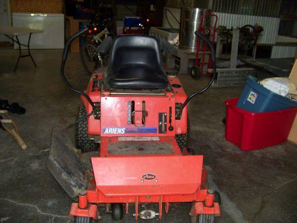 1742 Ariens Ezr O Turn Mower North Branch For Sale In