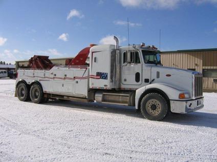 obo 2000 pete 377 50 ton heavy wrecker for sale in