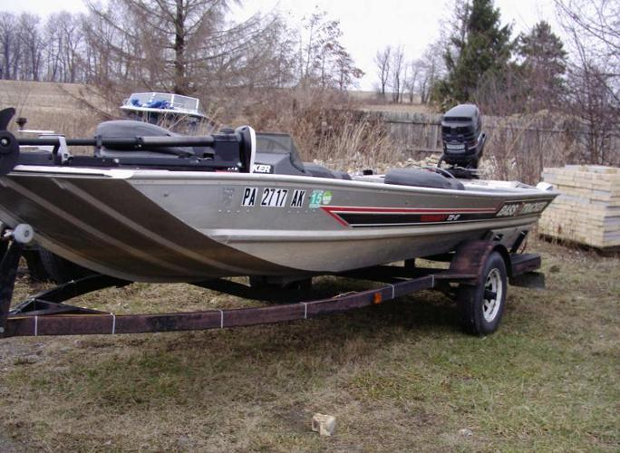 17ft bass tracker tournament tx 17 for sale in juneau for Stock fish for sale texas