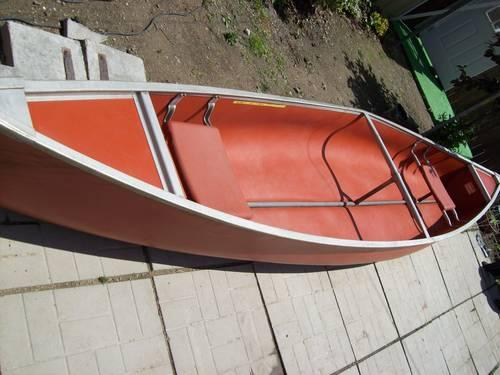 American Auto Sales Little Rock: 17ft Coleman Canoe(good Shape) Little Use SOLD For Sale In