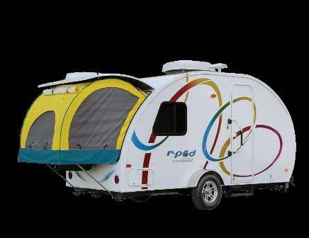 17ft Tear Drop Trailer R Pod Model 173t Rpod For Sale In