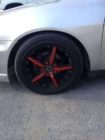 17inch wheels for sale - $300