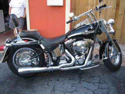 2003 Fatboy 100yr Anniversary Hollywood For Sale In Fort
