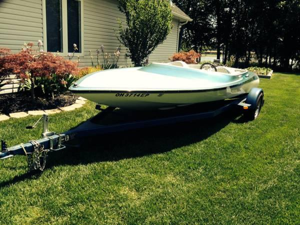 18' 1975 Rogers Jet Boat Great Condition - $5900