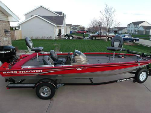 18 2006 Bass Tracker Pro Team 190tx For Sale In Davis