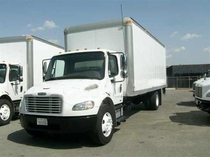 2005 Freightliner M 2 24 Ft Box Truck For Sale In Mesa Arizona Classified Americanlisted Com