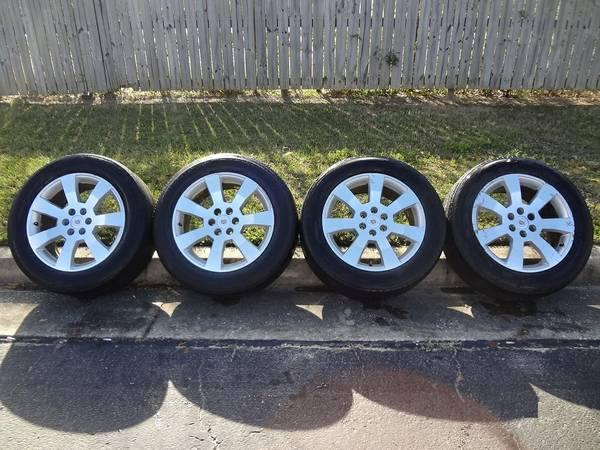 18 Quot 6 Lug Rims Only For Sale In Saraland Alabama