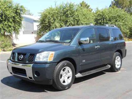 used 2006 nissan armada se suv 57 332 miles for sale in avondale arizona classified. Black Bedroom Furniture Sets. Home Design Ideas