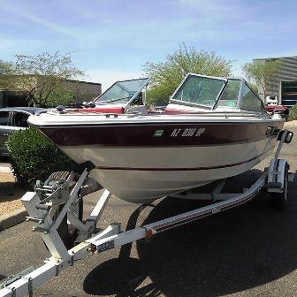 18' Campion Runabout Fishing Boat - PRICE REDUCED