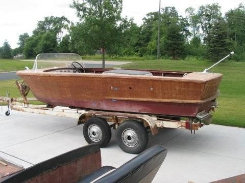 18 39 chris craft continental 1957 for sale in antlers park for Chris craft boat accessories