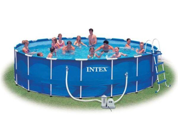 18 Foot Intex Metal T Frame Swimming Pool Florence Ms For Sale In Jackson Mississippi