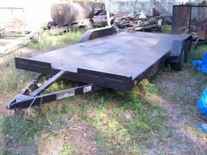18 ft car trailer - $1595 (orlando)