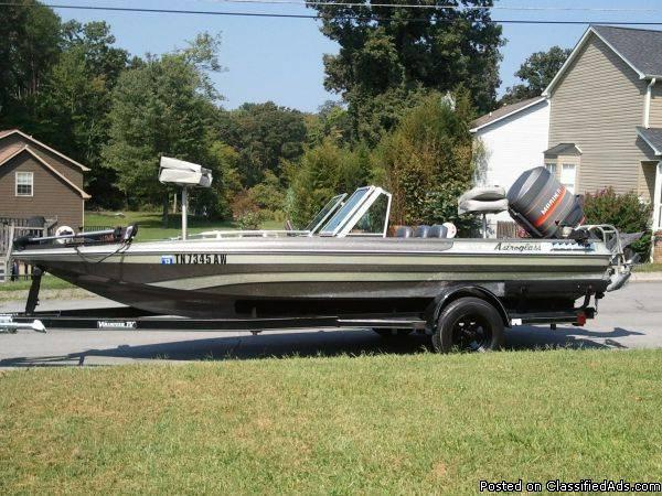 18 ft fish n ski boat for sale in vero beach florida for Fish and ski boat