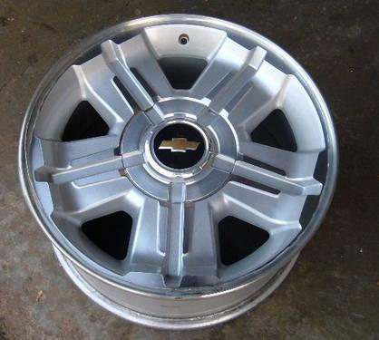 "2009 Chevy Silverado For Sale >> 18"" Rims Factory Aluminum For Chevrolet Silverado for Sale"