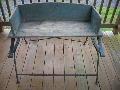 Antique Buggy Seats : S antique buckboard buggy seat for sale in buttonwood