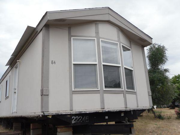Car Rental Chico Ca: Single Wide Manufactured Home (Oroville