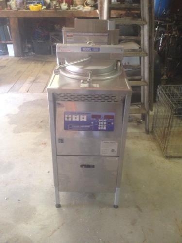 1800gh Broaster Pressure Fryer For Sale In Butler