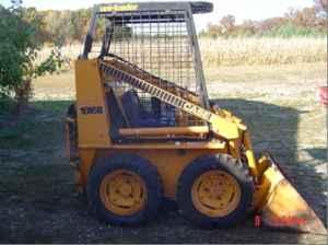1816b case skid steer - $3000 (Salem,Ia)