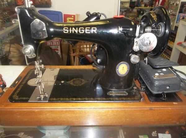 singer sewing machine 1851 to 1951