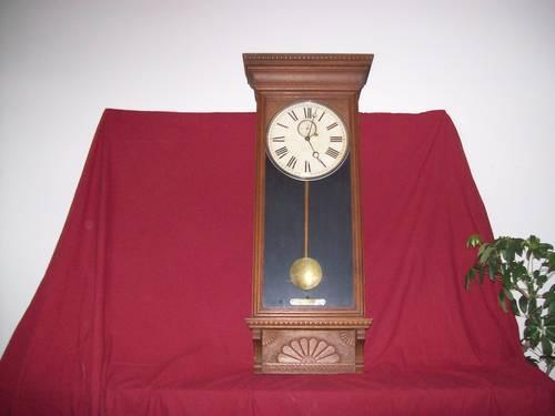 1880 Regulator Clock For Sale In Center Moreland
