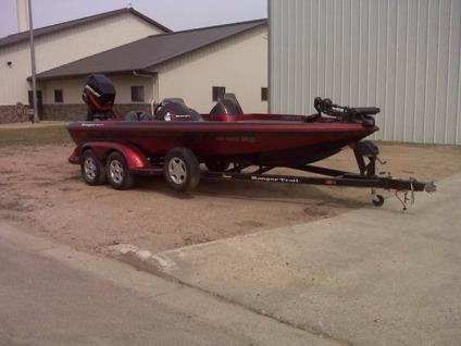 2001 ranger 205vs fishing boat for sale in minneapolis for Fishing boats for sale mn