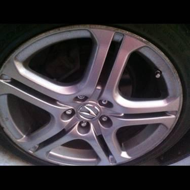 Acura Avon on 18  Acura Honda A Spec Rims And Tires For Sale In Avon  Pennsylvania