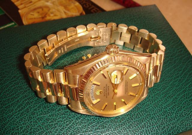 Rolex Presidential Gold Price
