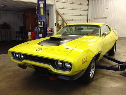 Obo 1971 Plymouth Road Runner For Sale In Rochester