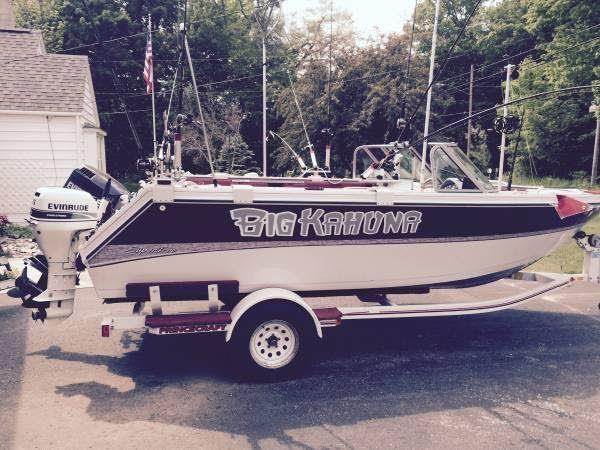 19' 1997 Princecraft Platinum