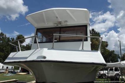 28 Ft Islander Houseboat for Sale in Astor, Florida Classified