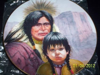 $19.99 Collectors Horse Plates