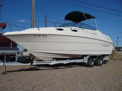 1998 Monterey 242 Cabin Cruiser for Sale in Phoenix, Arizona Classified   AmericanListed.com