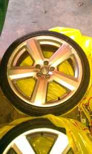 19 Audi Wheels and Tires 4 - $550 East Wenatchee