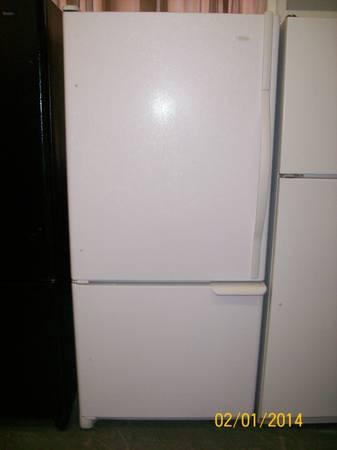 19 cu ft Whirlpool Bottom Freezer - $600