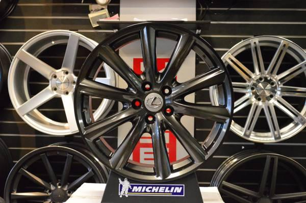for trend lexus first sport rims is f motor wheels sale cars test