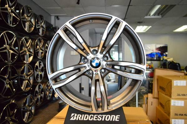 19 Quot F10 Design Wheels Wheel Match Bmw 520 523 530 535 540 550 M5 528 For Sale In Philadelphia