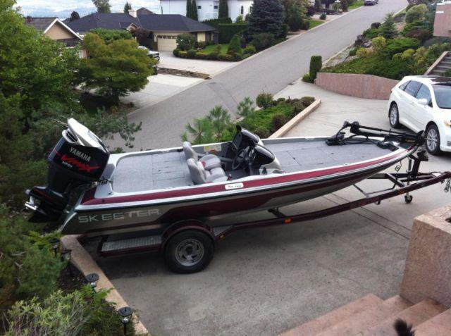 19 Ft. Skeeter Bass Boat 2004 For Sale or Trade for Sale ...